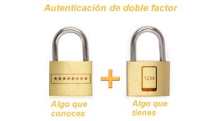 autenticación doble factor ataques de fuerza bruta